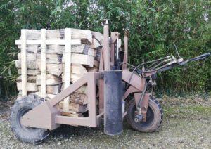 GERBEUR wood stere equipement